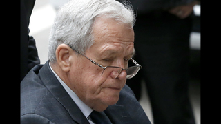 Lawmaker calls for Illinois to revoke Hastert