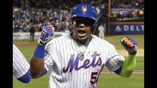 Cespedes has 6 RBIs during Mets
