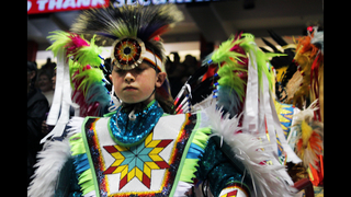 Indigenous dancers compete at North America