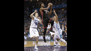 Wade, Heat force Game 7 with 97-90 win over Hornets