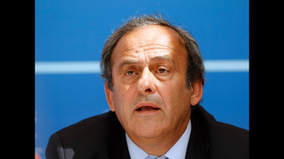 Michel Platini arrives at CAS to fight 6-year ban by FIFA