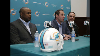 Dolphins owner says team