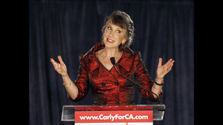 CA convention is a homecoming of sorts for Carly Fiorina