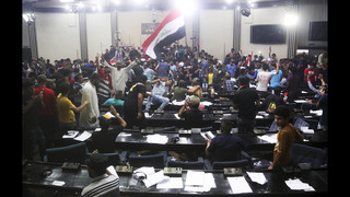 Iraq: PM orders arrest of protesters who attacked lawmakers