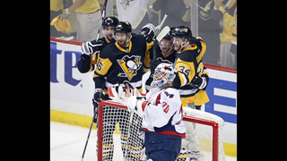 Penguins top Capitals 3-2 to take 2-1 series lead