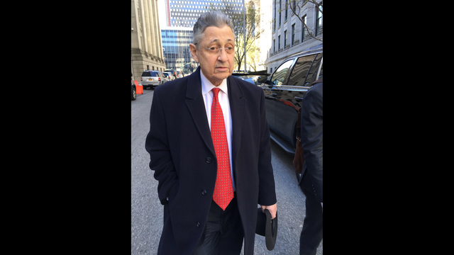 Ex-NY Assembly speaker to be sentenced in corruption case
