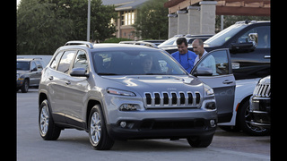 Automakers report healthy April sales led by SUVs, trucks
