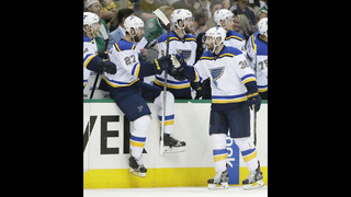Pietrangelo logs heavy ice time in Blues