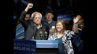 Sanders: Clinton team thinks race