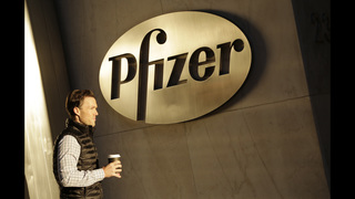 Pfizer tops Street 1Q forecasts on higher sales, lower taxes