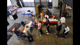 Exit poll: Indiana Dems excited, optimistic, GOP divided