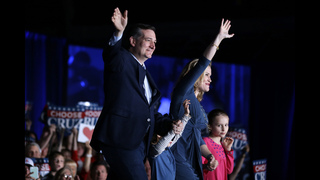 The Latest: Cruz launches blistering attack on Trump