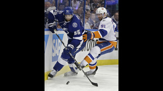 Islanders look to bounce back in Game 3 against Lightning