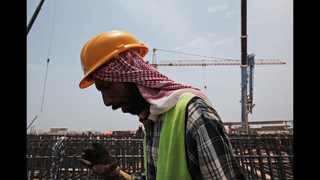 Saudi Labor Minister vows Binladin workers to be paid soon