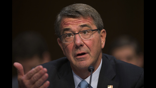 Defense Secretary Carter: American killed in combat in Iraq