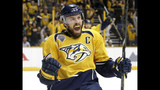 Predators beat Sharks 4-1, pull within 2-1 in series