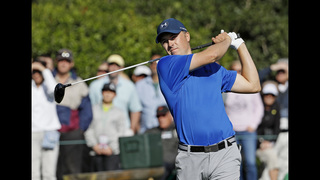 Spieth refreshed, ready to return following Masters meltdown