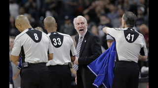 Refs say they missed call on Waiters, plan to train for it