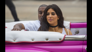 Kanye West, Kim Kardashian latest names to visit Havana