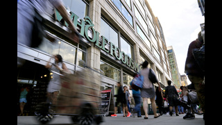 Whole Foods sees key sales figure decline again