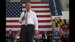 AP sources: Kasich to end bid for Republican nomination