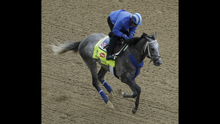 Nyquist draws No. 13 post as early 3-1 Kentucky Derby fav