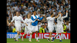 Madrid beats Man City 1-0 to reach Champions League final