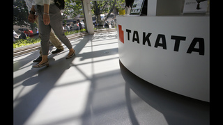 Senators call for list of all vehicles with Takata airbag defects