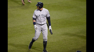 Yankees place Alex Rodriguez on DL with hamstring injury