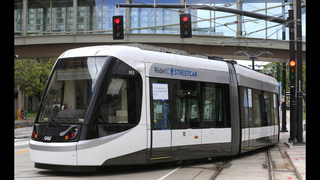 Kansas City streetcars making comeback after 6-decade hiatus