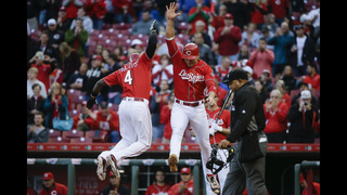Reds beat Brewers 9-5 despite bullpen extending bad streak