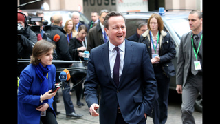 Uncertainty over vote on EU membership weighs on UK economy