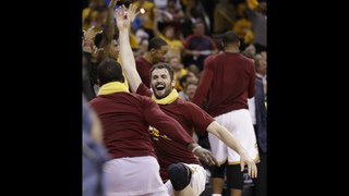 Big shots: Cavaliers set NBA record by making 25 3-pointers