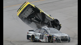 Talladega will no longer be NASCAR elimination race in 2017