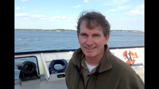 Undeterred by rescues, novelist ready to set sail again