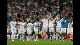 Madrid rivals return to Champions League final