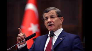 Turkish prime minister announces decision to step down