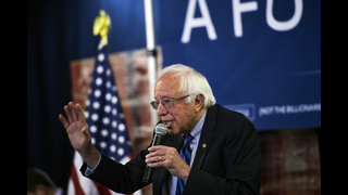 Sanders wants supporters represented at party convention