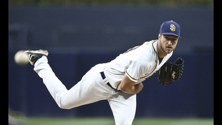 Rea takes no-hit bid into 7th; Padres beat Mets 5-3