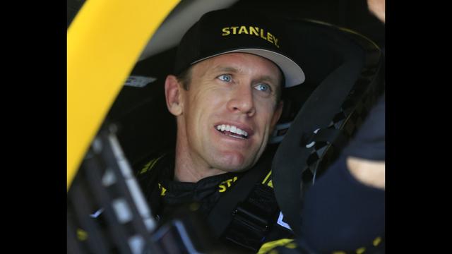 NASCAR at Kansas 2016 Qualifying Results