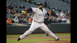 Yankees put Sabathia on 15-day DL with groin injury