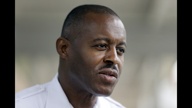Ferguson's First Black Police Chief to Be Sworn in Monday