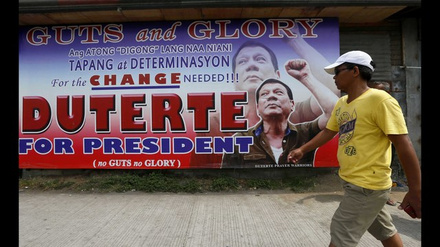 Filipinos 'optimistic' about Rodrigo Duterte as president-elect, says Winnipeg journalist in Manila