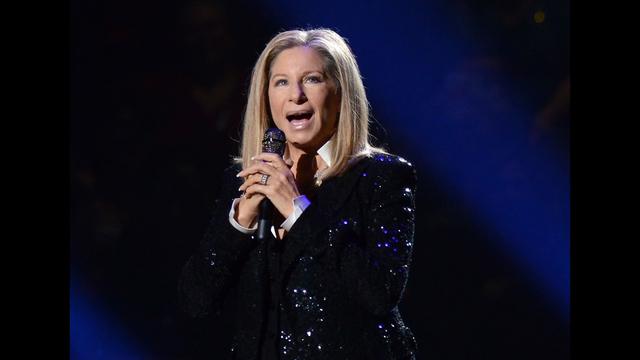 Barbra Streisand  Tour Program