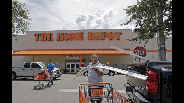 Home depot to hire 500 workers in jacksonville wjax tv for Home depot sister companies