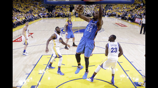 Thunder will try to bounce back after big loss to Warriors
