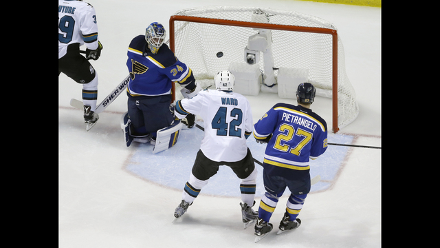 National Hockey League playoffs: Keys to Blues vs. Sharks West finals Game 6