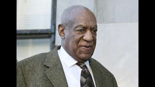 The Latest: Cosby told cops he, woman had