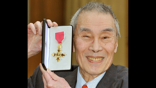 Burt Kwouk, veteran of the
