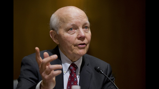 House panel hearing lawmaker who wants IRS chief impeached